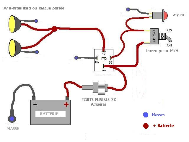 nouveau branchement des longues port u00e9e delco remy 10si wiring diagram Residential Electrical Wiring Diagrams