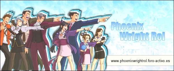 Phoenix Wright Rol