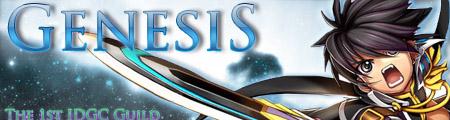 Genesis Guild Forum