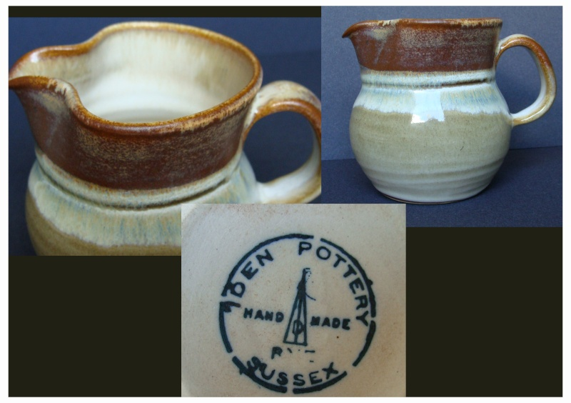 dating pottery Watt pottery priceguide, history pattern, id, values, images and numbers.