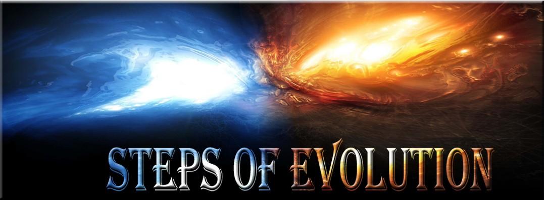 Steps of  Evolution