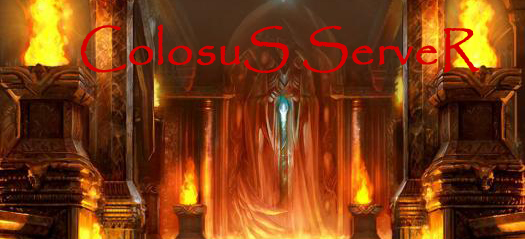 ColosuS ServeR