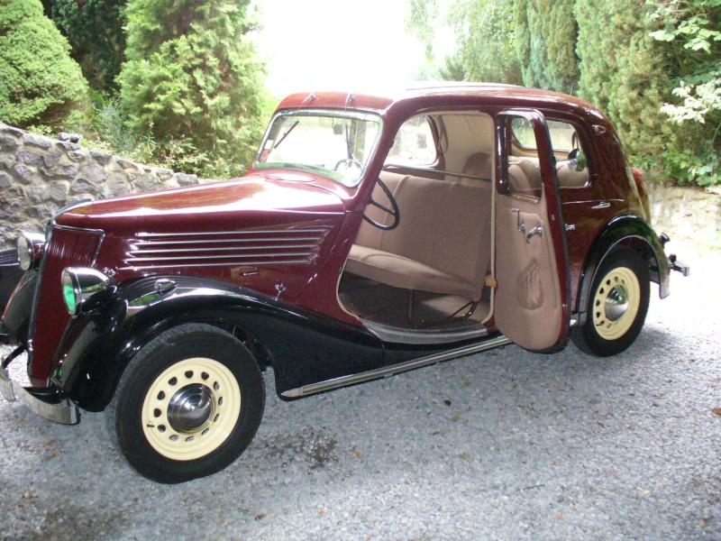 Nouvelle acquisition primaquatre 1938 for Garage mercedes maubeuge