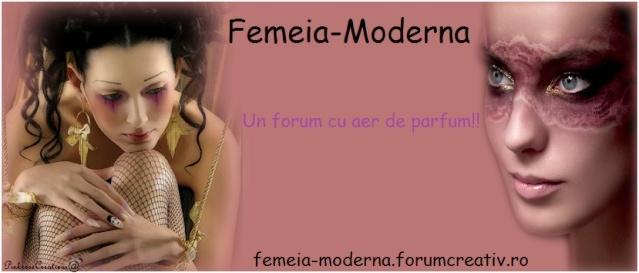 ®©Forumul Femeilor Moderne - un forum cu aer de parfum