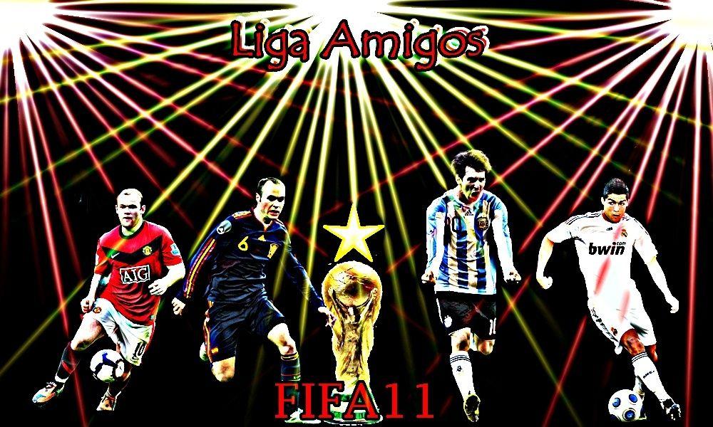 Liga FIFA 10 de amigos