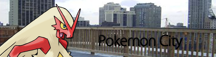 Pokemon City