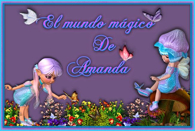 El mundo mágico de Amanda