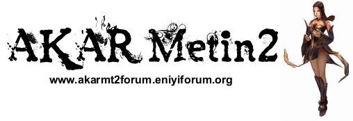 Akar Metin2 Forum