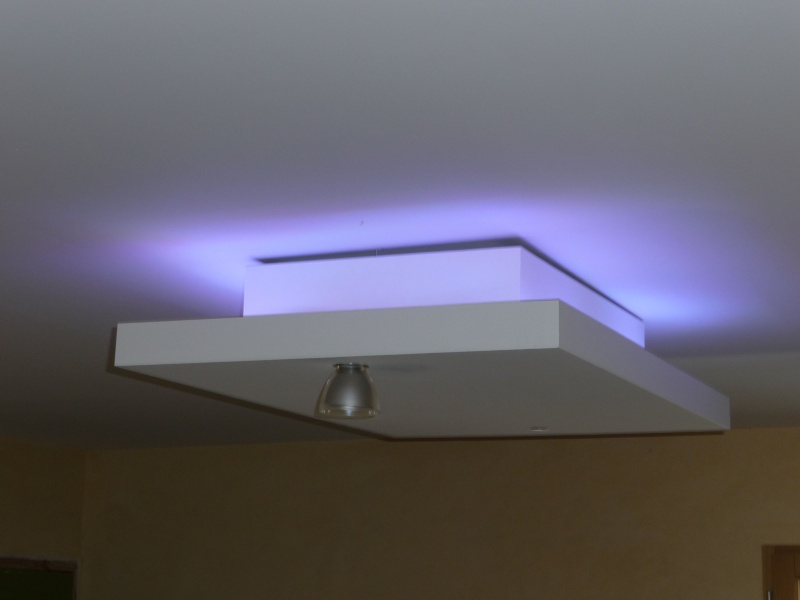 Spot Led Extra Plat Encastrable Leroy Merlin