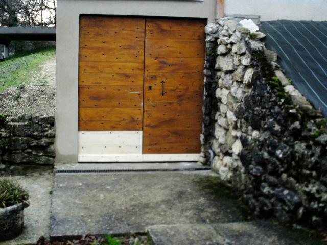 Réparation porte