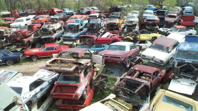 Auto wrecking yards houston texas