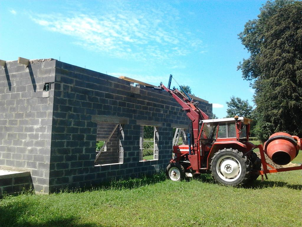 Construction garage de 84m2 page 9 for Garage pret a poser