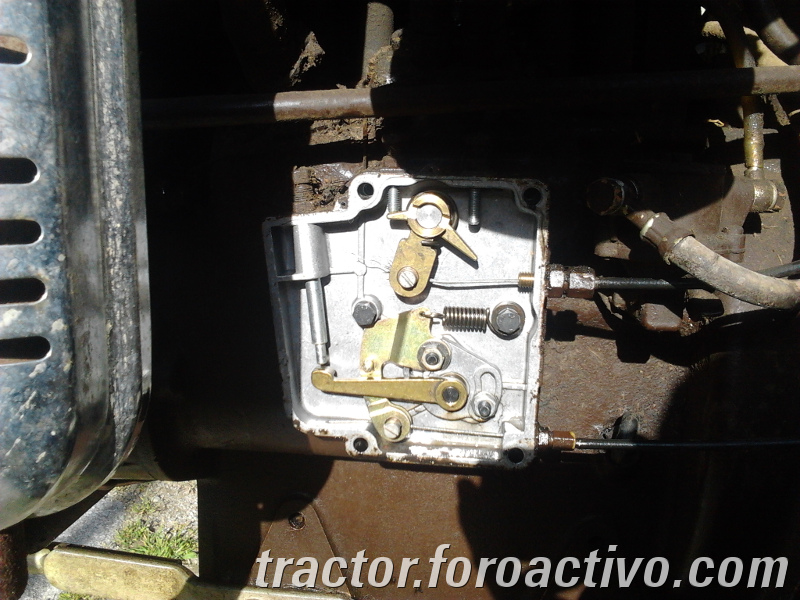 Agria 9900 E  Motor No Gira Redondo  Solucionado