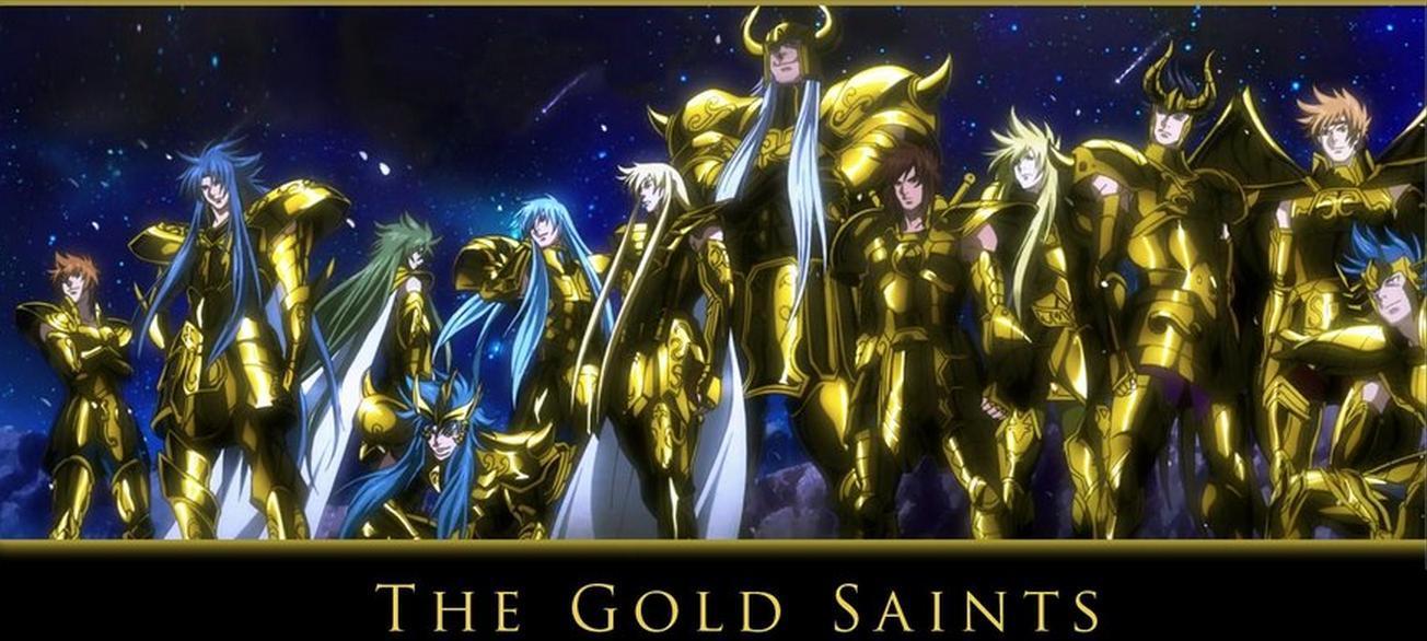 Saint Seiya и К*