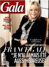 France Gall dans Gala - Janvier 2015