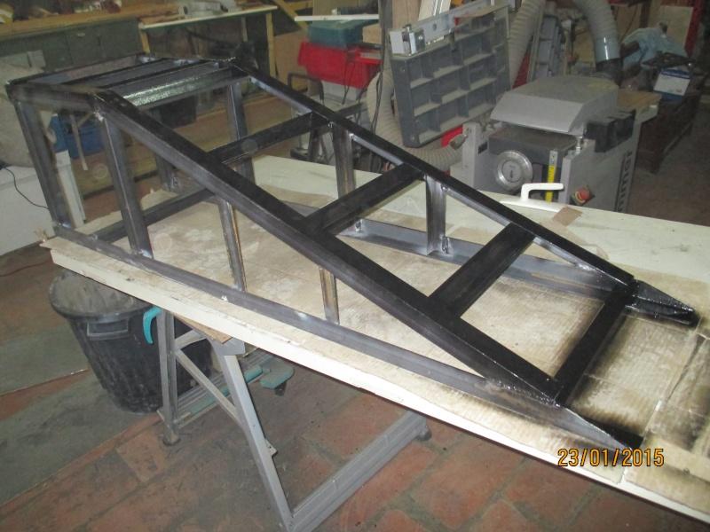 rampe de levage pour voiture par jb53. Black Bedroom Furniture Sets. Home Design Ideas