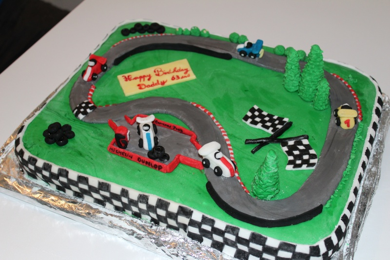 Gateau tortue circuit voiture page 5 - Voiture tortue ...