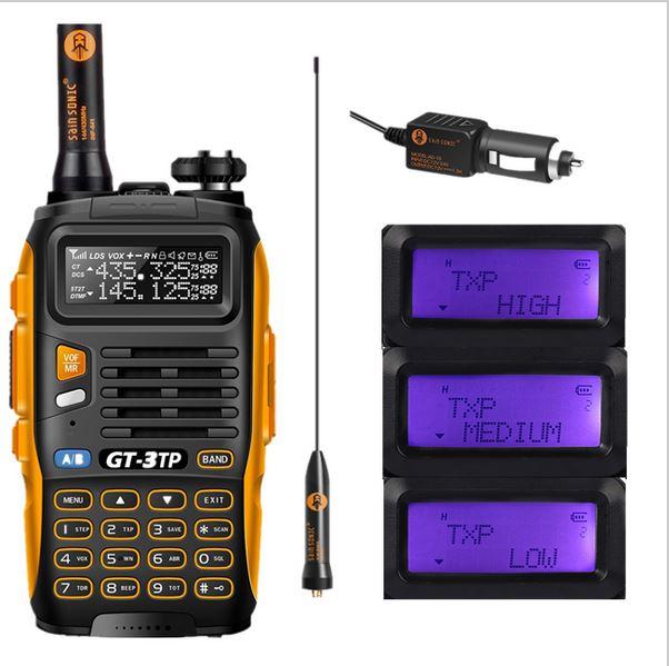talkie walkie avec une port 233 e de 10 km c est possible