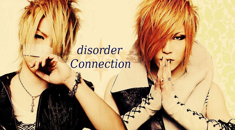 � DisordEr ConnectioN