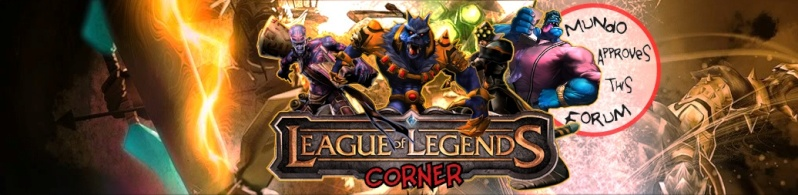 League of Legends Corner