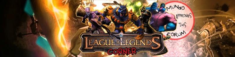 League of Legends Corner