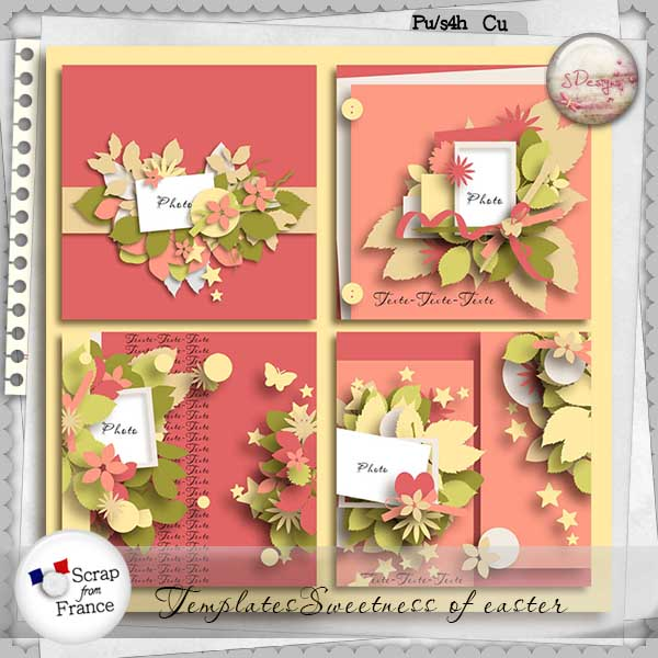 Templates Sweetness of easter de S.Designs dans Avril s_desi14