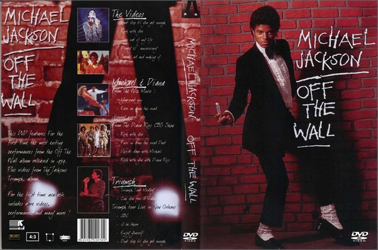 Michael Jackson Off The Wall Video Collection