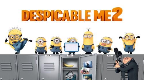 Despicable Me 2 2013 مشاهدة اون لاين + تحميل