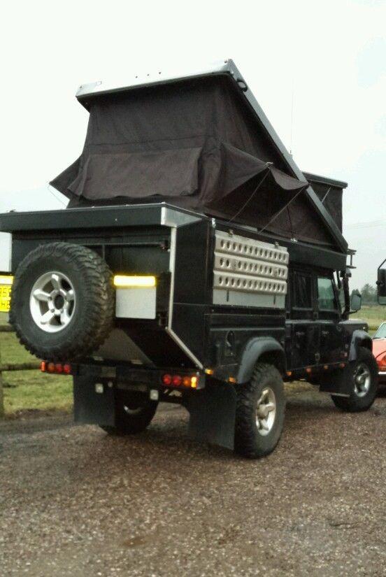 land rover camper page 16. Black Bedroom Furniture Sets. Home Design Ideas