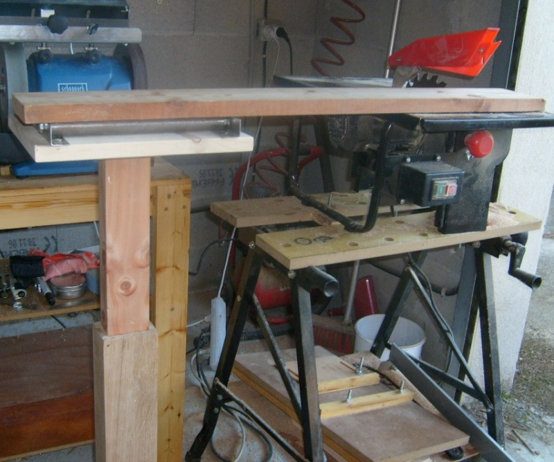 servante en bois 4 rouleaux. Black Bedroom Furniture Sets. Home Design Ideas