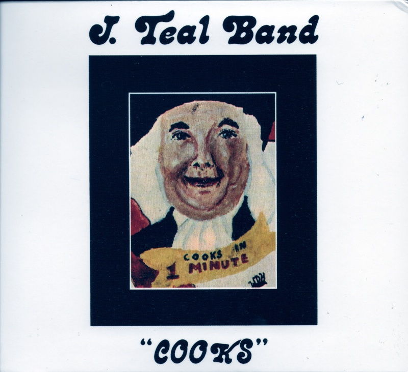 J Teal Band Cooks