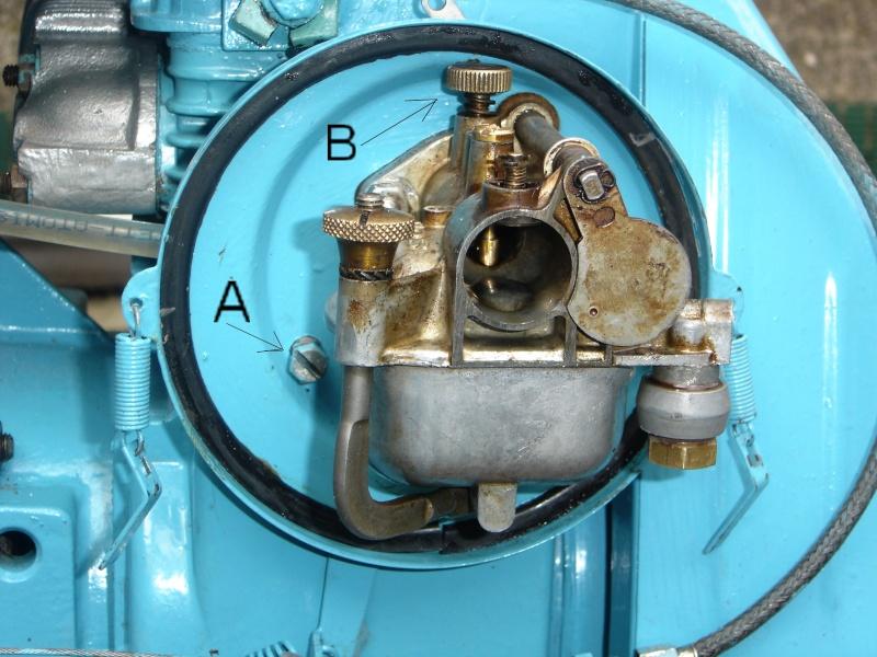 carburateur solex pour moteur bernard 417