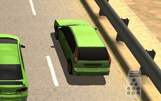 IGCD.net: Lada Kalina In Traffic Racer