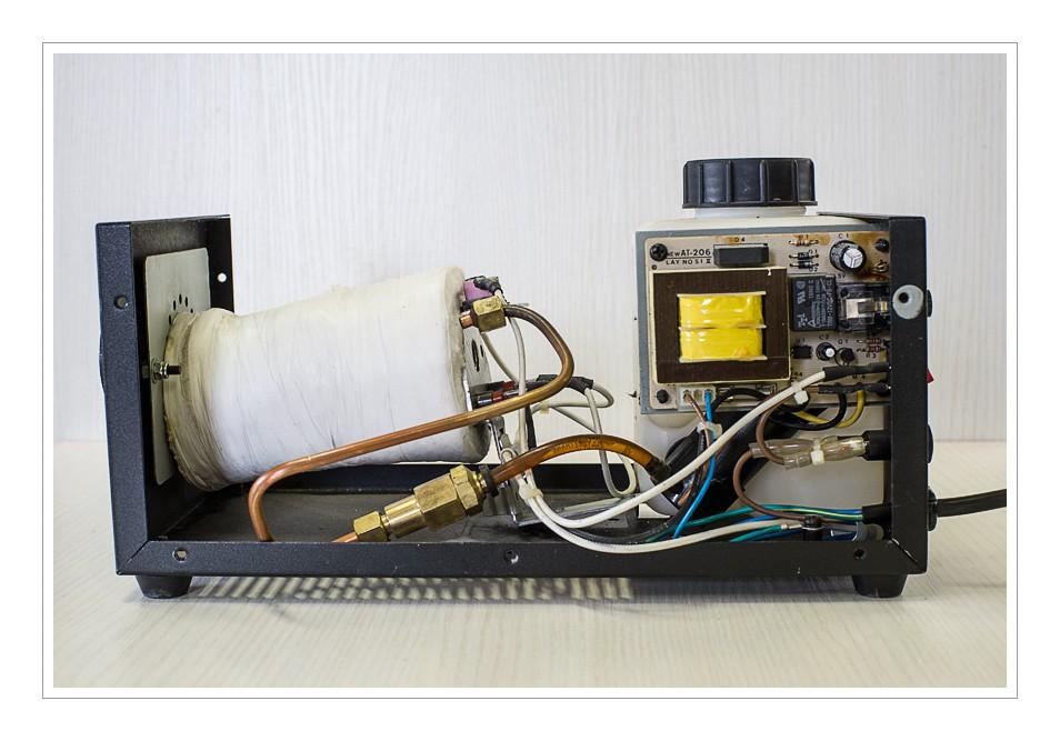 autopsie d 39 une machine fum e audiofanzine. Black Bedroom Furniture Sets. Home Design Ideas