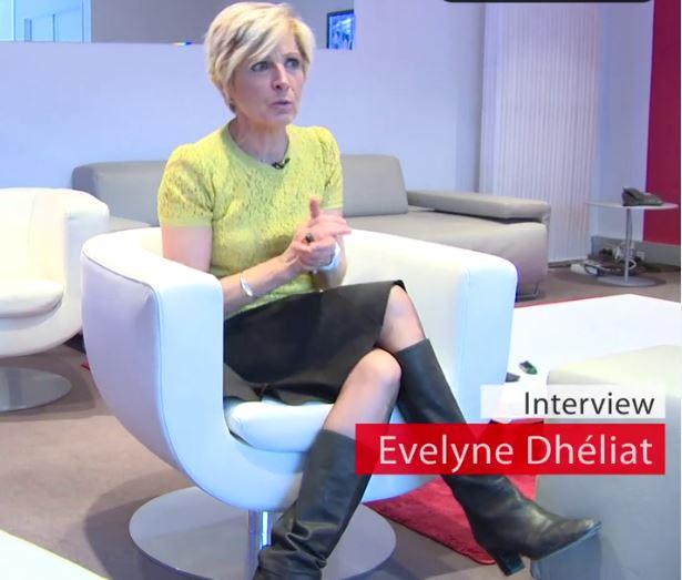 Evelyne d 39 hier et d 39 aujourd 39 hui - Quel age a evelyne dheliat ...