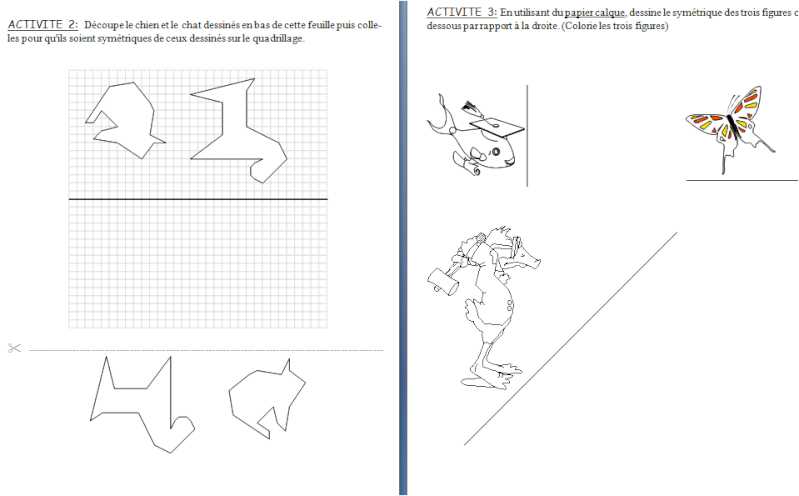 Assez Inspection Math en 6e KV14