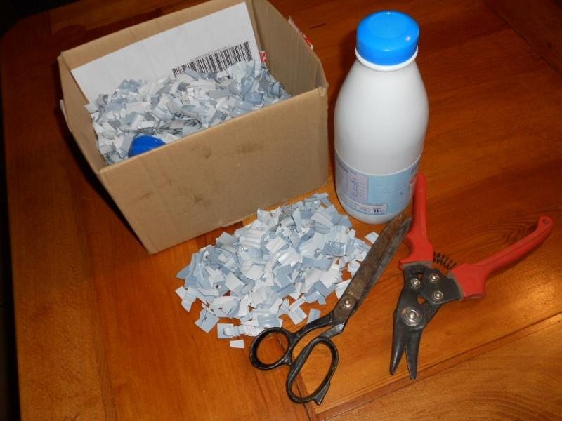 Top Recyclages matière plastiques NL77