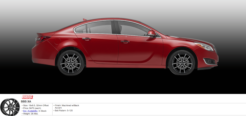 Frederick Buick Tires >> 69GSColorado's 2013 Buick Regal GS- New Look! - Page 2
