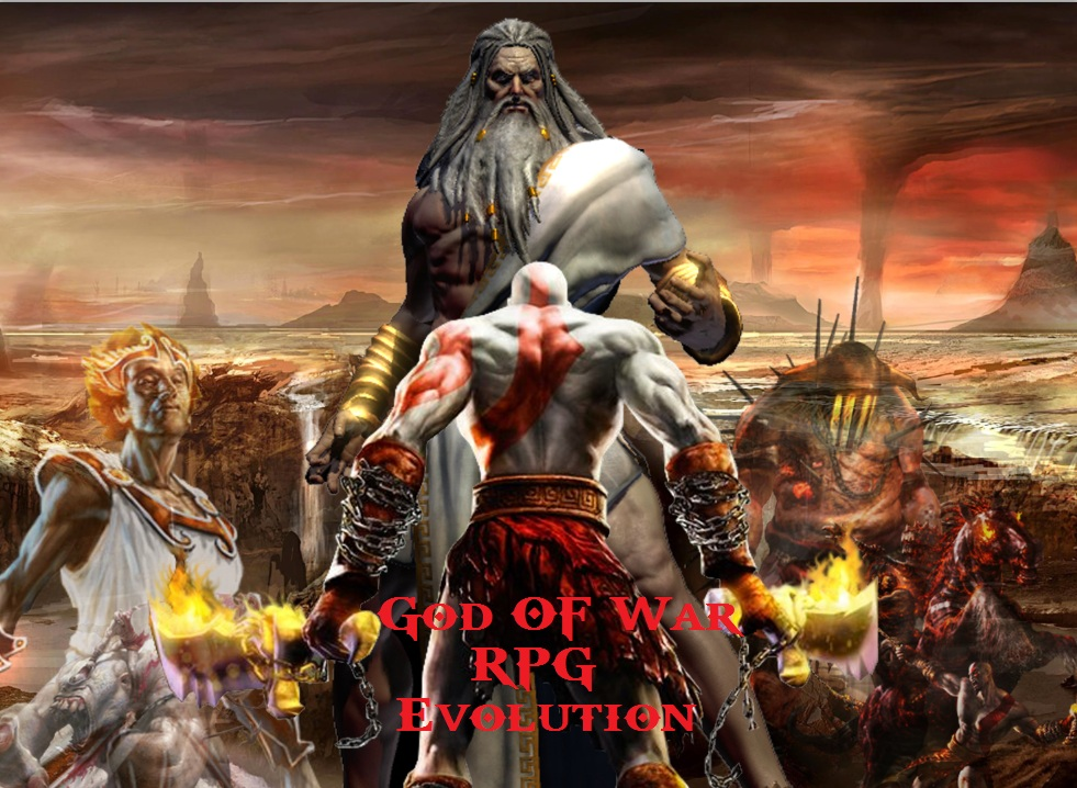 God Of War Rpg Evolution