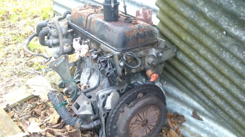 moteur 1565 renault fu u00e9go turbo 132 cv