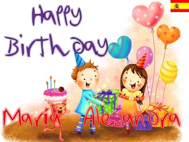 Feliz cumpleaños mari - Imagui