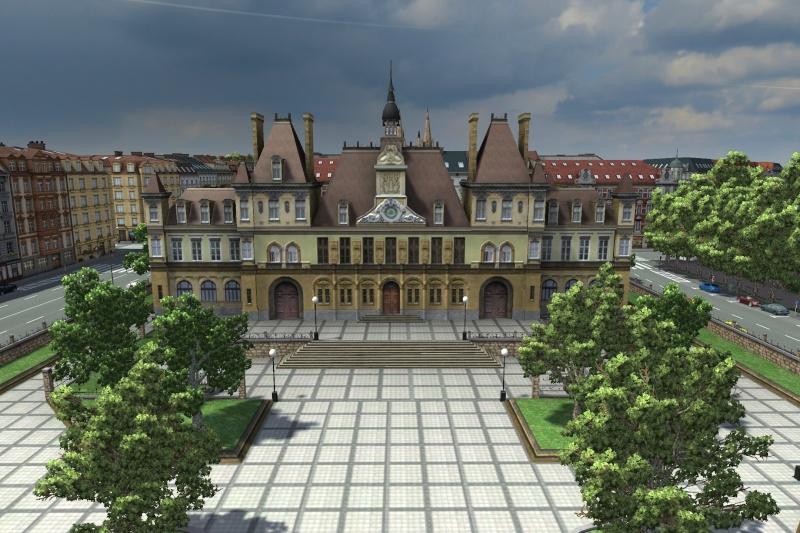 image L'Hôtel de ville de Paname