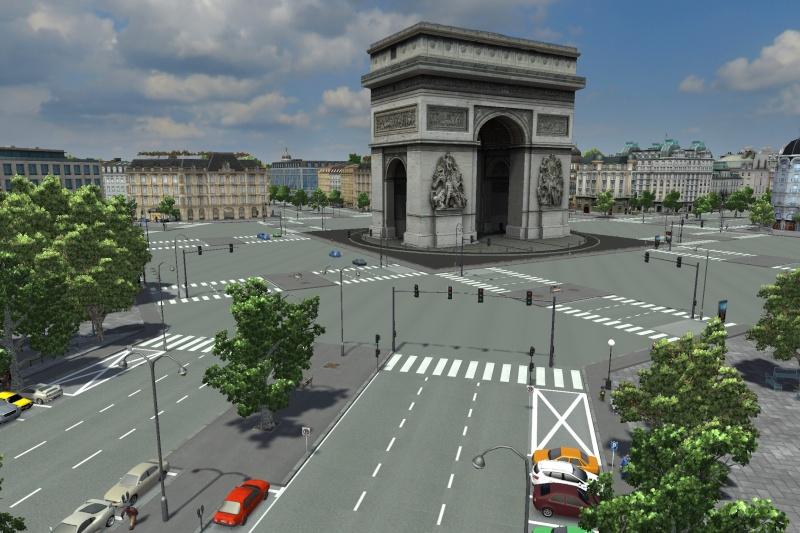 image L'Arc de Triomphe