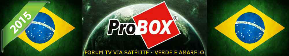 Forum Probox Tv Satelital - Verde Amarelo