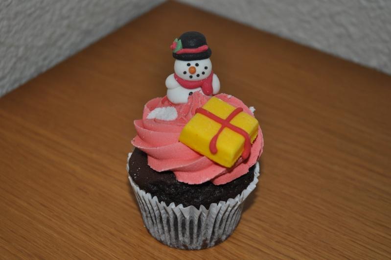 Cupe Cake De Noel