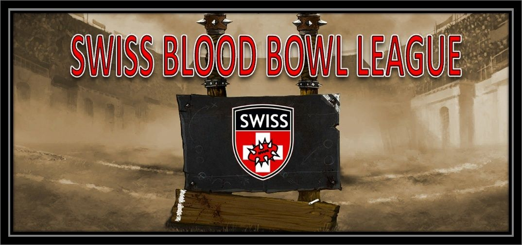 Swiss Blood Bowl League