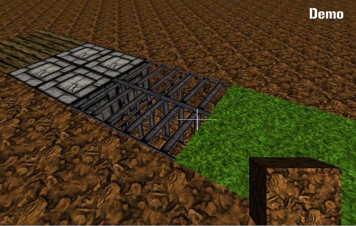 صورة من داخل اللعبة 2 WorldOfCube