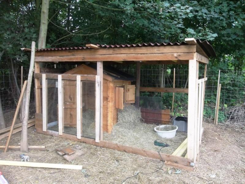 nouvelle cabane au dessus de la petite cabane. Black Bedroom Furniture Sets. Home Design Ideas