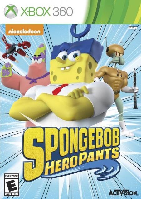 SpongeBob HeroPants XBOX360-COMPLEX 2015