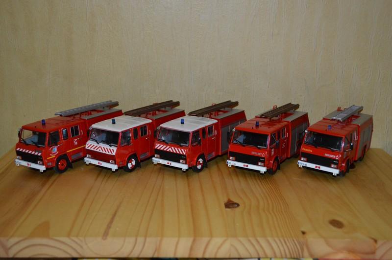 hachette collections pompiers